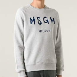 [MSGM]Milano Sweater Gray