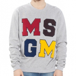 [MSGM]Rainbow Sweater