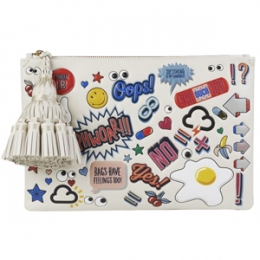 [Anya Hindmarch] All-Over Stickers Georgiana 5050925888462