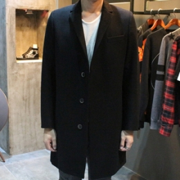 [MSGM] 15fw Single Breast Coat 1940mc07 154611 99