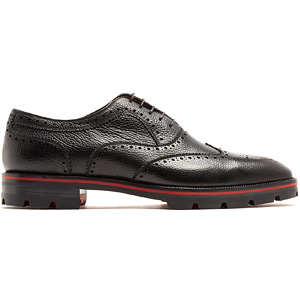 해외배송 [Christian Louboutin] 17fw Charlie grained-leather brogues