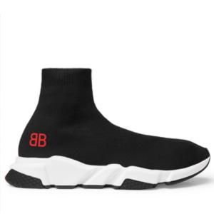 [Balenciaga] 18ss BB Speed Trainer Black/White