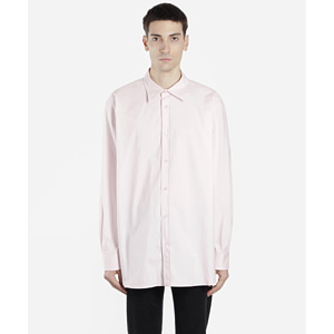 [Raf Simons] 18ss Substance Oversize Cotton Shirt