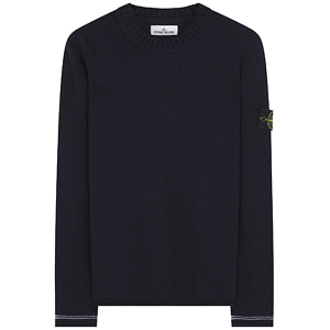 [Stone Island] 17fw Wappen Woolknit 6715539A3 V0020