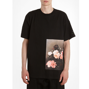 [Raf Simons] 18ss Flower Patch Oversize T-shirt