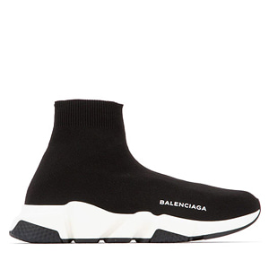 [Balenciaga] 18ss Men Speed Trainer Black/White
